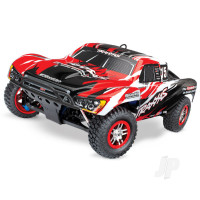 Red Slayer Pro 4X4 1:10 Nitro Short Course Racing Truck (+ TQi, TSM)