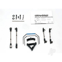 Sway bar kit, Slayer (front and rear) (includes front and rear sway bars and adjustable linkage)