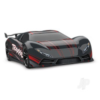 Black XO-1 1:7 Scale AWD Supercar (+ TQi, Wireless Module, TSM)