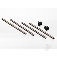 Suspension pins, font & Rear (4 pcs) / tie bar bushings