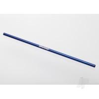 Driveshaft, center, 6061-T6 aluminium (Blue-anodized)