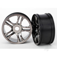 Wheels, Split-Spoke (Front) (2 pcs)