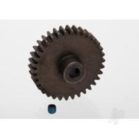 34-T Pinion Gear (1.0 metric pitch) (fits 5mm shaft) Set