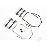 Sway bar kit, XO-1 (front and rear) (includes front and rear sway bars and adjustable linkages)