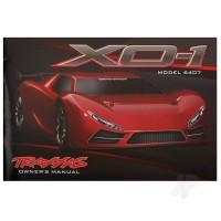 Owner's manual, XO-1