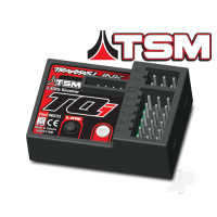 Receiver, micro, TQi 2.4GHz with telemetry & TSM (5-channel)