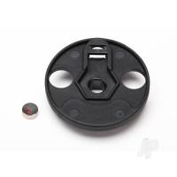 Telemetry trigger magnet holder / magnet 5x2mm (1pc)