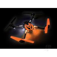 Orange LaTrax Alias Quad Rotor Helicopter
