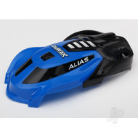 Canopy, Alias, blue / 1.6x5mm BCS (self-tapping) (3pcs)