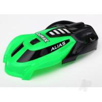 Canopy, Alias, green / 1.6x5mm BCS (self-tapping) (3pcs)
