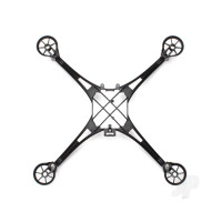 Main frame (black) / 1.6x5mm BCS (self-tapping) (4pcs)