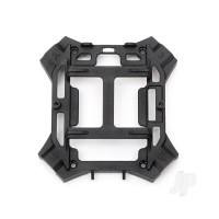 Main frame, lower (black) / 1.6x5mm BCS (self-tapping) (4pcs)