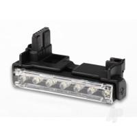 LED light bar, Alias / harness (7 clear lights) / 1.6x5mm BCS (self-tapping) (2pcs)