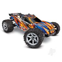 Orange Rustler 4X4 VXL 1:10 Stadium Truck RTR (+ TQi, VXL-3s, TSM)