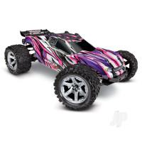 Pink Rustler VXL 1:10 4X4 Stadium Truck (+ TQi ,TSM, VXL-3s, Velineon 3500)