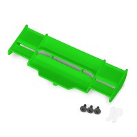 Wing, Rustler 4X4 (green) / 3x8 FCS (3pcs)