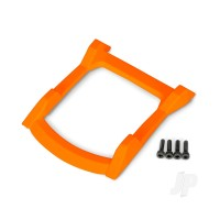 Skid plate, roof (body) (orange) / 3x12 CS (4pcs)