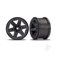 Wheels, RXT 2.8in (black) (2pcs)