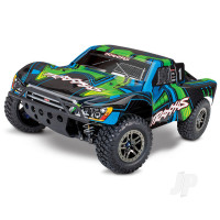Green Slash Ultimate VXL 1:10 4X4 Electric Short Course Truck (+ TQi, Wireless Module, TSM, VXL-3s, Velineon 3500)