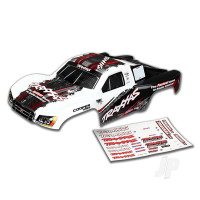 Body, Slash 4X4, white (2014 paint) (painted, decals applied)