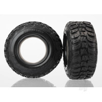 Tires, Kumho (dual profile 4.3x1.7- 2.2 / 3.0in) (2pcs) / foam inserts (2pcs)