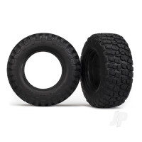 Tyres, BFGoodrich Mud-Terrain T / A KM2 , ultra-soft (S1 off-road racing compound) (dual profile 4.3x1.7- 2.2 / 3.0in) (2pcs) / foam inserts (2pcs)