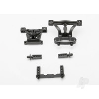 Body mounts, Front & Rear / Body mount posts, Front & Rear