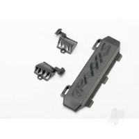 Door, battery compartment (1pc) / vents, battery compartment (1 pair) (fits right or left side)