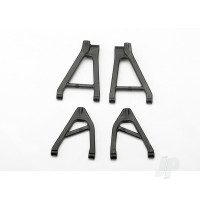 Suspension arm Set, Rear (includes upper right & left and lower right & left arms) (1:16 Slash)