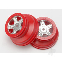 Wheels, Dual Profile (1.8in Inner, 1.4in Outer) (2 pcs)