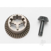 Ring gear, differential / pinion gear, differential