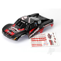 Body, Mike Jenkins #47, 1:16 Slash (painted, decals applied)