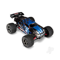 BLUEX E-Revo VXL 1:16 Scale 4WD Racing Monster Truck (+ TQi ,TSM, iD NiMH, 2A DC)