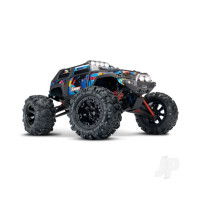 Rock 'N Roll Summit 1:16 4X4 Extreme Terrain Monster Truck (+ TQ, XL-2.5, Titan 550, 6-Cell NiMH, AC Charger)