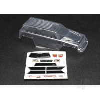Body, 1:16 Summit (clear, requires painting) / grille, lights decal sheet