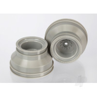 Wheels, dual profile (1.5in outer and 2.2in inner) (2pcs)
