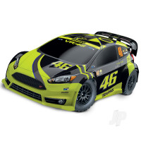 Ford Fiesta ST Rally 1:10 Electric Rally Racer with Officially Licensed Painted Body (+ TQ)