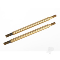 Shaft, GTR Long, TiN-coated (2pcs)