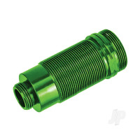 Body, GTR Long shock, aluminium (Green-anodized) (PTFE-coated bodies) (1pc)