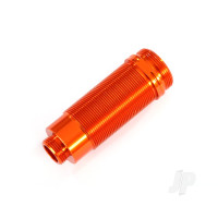 Body, GTR XX-Long shock, aluminium (orange-anodized) (PTFE-coated bodies) (1pc)