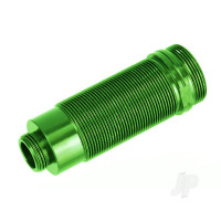 Body, GTR XX-Long shock, aluminium (Green-anodized) (PTFE-coated bodies) (1pc)