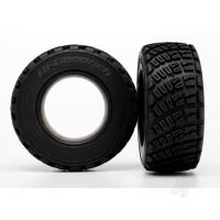 Tires, BFGoodrich Rally, gravel pattern (2pcs) / foam inserts (2pcs)