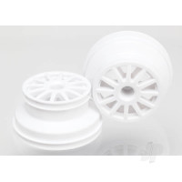 Wheels, white (2pcs)