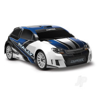 Blue LaTrax Rally 1/18 4WD (2.4GHz, 6.0V, DC Charger)
