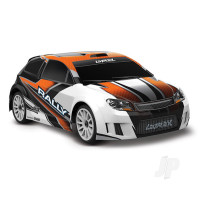 Orange LaTrax Rally 1/18 4WD (2.4GHz, 6.0V, DC Charger)