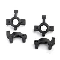 Caster blocks (c-hubs) (2pcs) / steering block (2pcs)