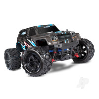 Black LaTrax Teton 1:18 4X4 Monster Truck (+ 2.4GHz, 6-Cell NiMH, AC Charger, 4x AA)