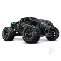 Black X-Maxx 1:7 4X4 Brushless Electric Monster Truck (+ TQi, TSM, VXL-8s, Velineon 1200)