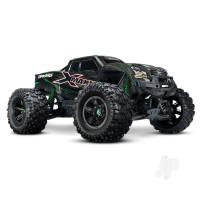 Black X-Maxx 1:7 4X4 Brushless Electric Monster Truck (+ TQi, TSM, VXL-8s, Velineon 1200)