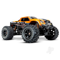 OrangeX X-Maxx 1:7 4X4 Brushless Electric Monster Truck (+ TQi, TSM, VXL-8s, Velineon 1200)